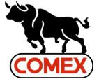 Listones COMEX